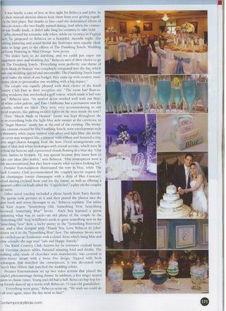 Rebecca & John Magazine 001