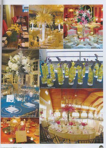 Contemporary Bride Fall 2009 Tablescapes 003