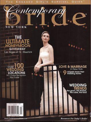 Contemporary Bride Cover