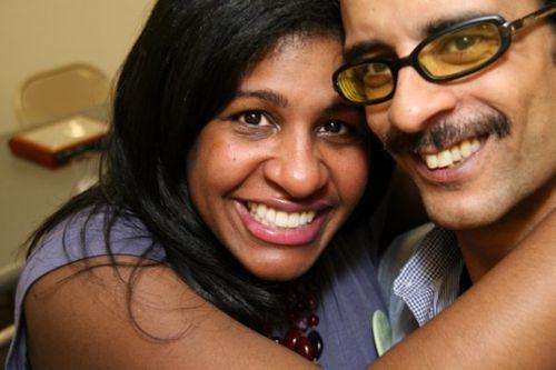 Soroya and Andrew