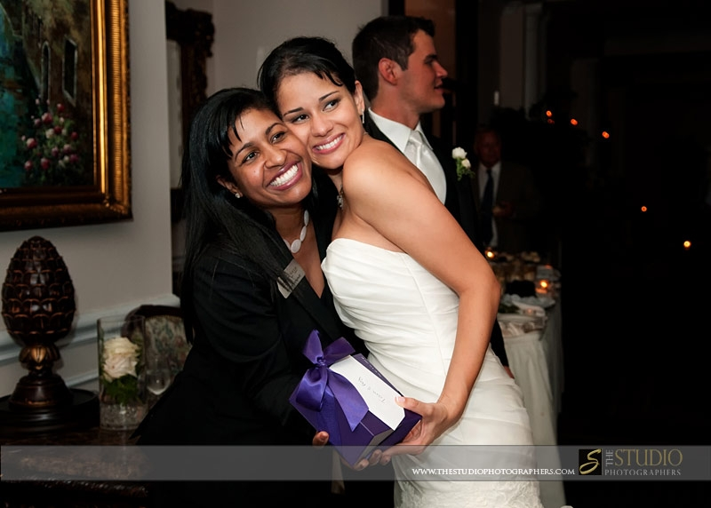 Bride and soroya